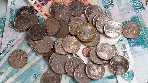 Минимальный размер оплаты труда в области вырос на 400 рублей