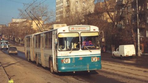 Из-за работ энергетиков в Саратове перекрывают два троллейбусных маршрута