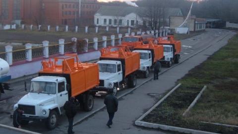 Олег Грищенко: оплаты долгов за мусор хватило бы на 16 новых мусоровозов