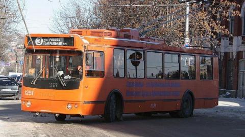 В Саратове ночью не будут ходить два троллейбуса и пять маршруток