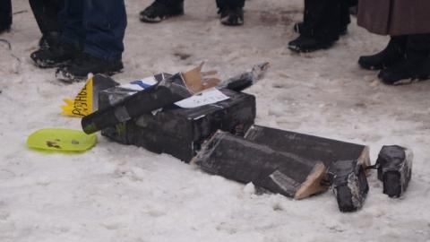 Ротенберг потерял голову на митинге саратовских оппозиционеров