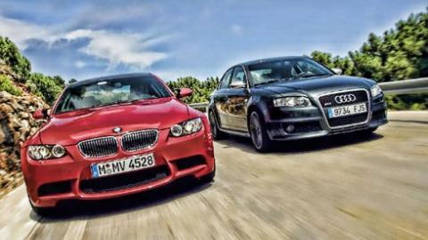 Полицейские вернули саратовцам угнанные Audi и BMW
