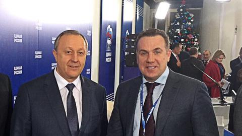 Олег Грищенко готов разделить с партией власти последствия экономических трудностей