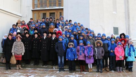 Саратовские ребята вернулись с Кремлевской елки
