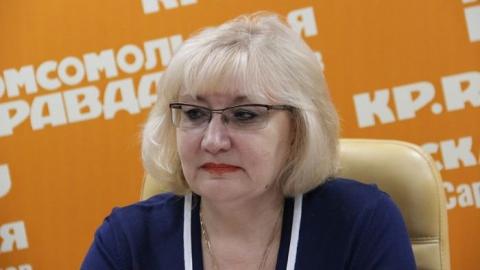Замминистра Саратовской области наградили за заслуги перед Отечеством