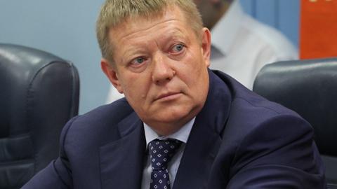 Николай Панков поздравил земляков с Новым годом