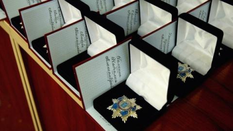 Четверо заслуженных саратовцев получили Почетные знаки губернатора