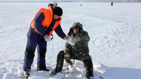 С начала года в Саратовской области еще не утонул ни один рыбак