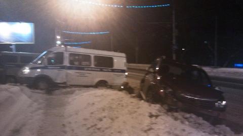 """В Саратове ищут видеозапись аварии с участием полицейской """"ГАЗели"""""""