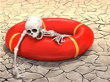 Засуха в России уничтожит экспорт зерна