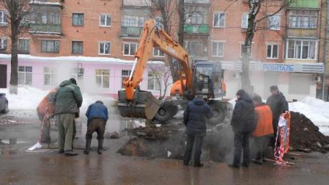 В Саратове в аномальный мороз остался без отопления 31 дом