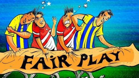 Fair Play наградил трех саратовских спортсменов за честную игру