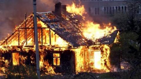 Под Саратовом в дыму и огне погиб долгожитель