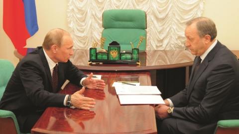 Валерий Радаев отправится в Москву на семинар с участием Путина