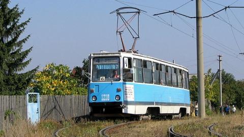 Из-за обесточки временно не ходили трамваи