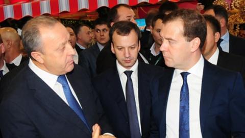 Валерий Радаев рассказал Дмитрию Медведеву о ЕГЭ в Саратове