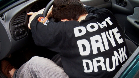 Пьяный водитель иномарки пытался откупиться от ГИБДД