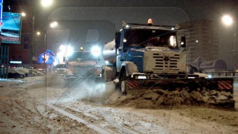Саратовцев просят не парковаться ночью на трех центральных улицах