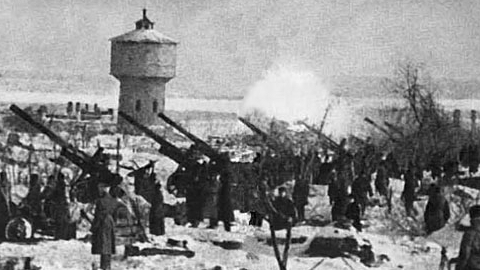 Виктор Щербаков пообещал оплатить установку памятника участнику Сталинградской битвы