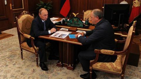 Валерия Радаева с Днем защитников Отечества поздравил президент
