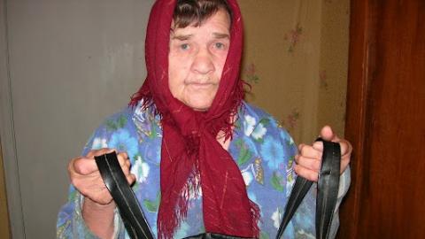 Жителя Аткарска заела совесть за ограбление пенсионерки