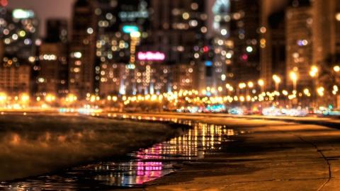 В Саратове и области освещается лишь 63 процента улиц