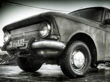 Угнанный автомобиль продали на металлолом