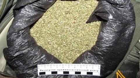 Балаковец попытался продать полтора кило наркотиков