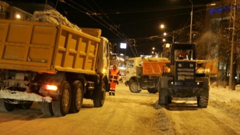 На расчистку перекроют три центральных улицы Саратова