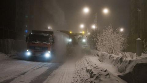 На ночную уборку перекроют три участка саратовских улиц