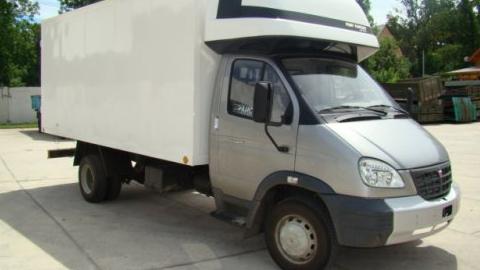 Угнанный грузовик вернули владельцу
