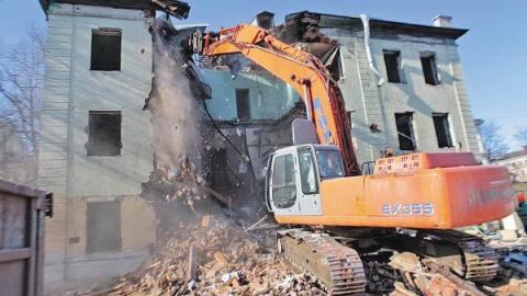 Два дома в Саратове жильцы обязаны освободить в ближайшие месяцы