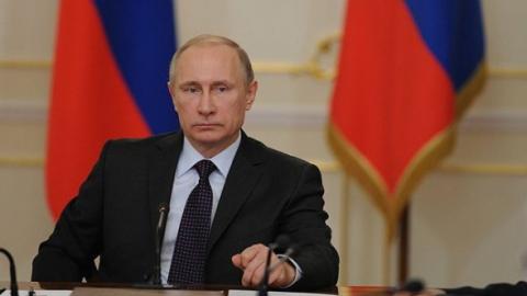 Владимир Путин проверяет боеспособность арктических сил