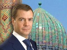 Дмитрий Медведев прислал телеграмму Мукаддасу Бибарсову