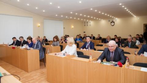 В СГЮА прошло очередное заседание ученого совета