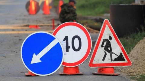 В Марксе потратят 2,3 миллиона на ремонт дорог и тротуаров