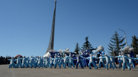 На День космонавтики в Саратове ждут летчиков-космонавтов