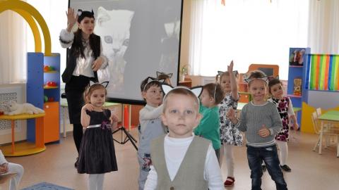 В поселке Молодежный открылся новый детский сад