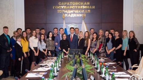 В СГЮА прошло заседание Координационного центра студенческих СМИ региона