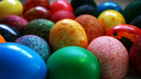 Перед Пасхой в Саратове будут продаваться яйца по 45 рублей за десяток
