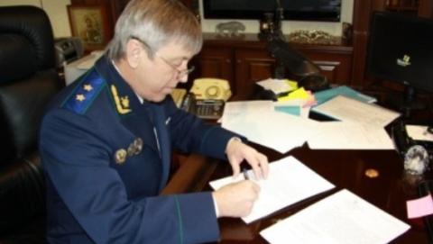 Николай Никитин примет граждан в приемной президента РФ