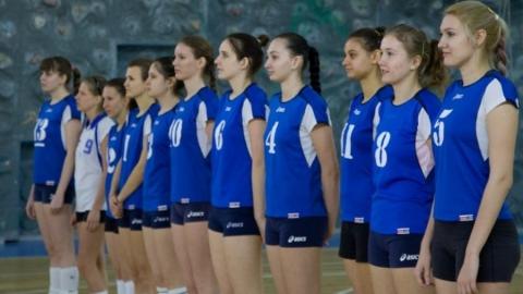 Волейболистки из СГЮА стали первыми в I туре федерального чемпионата