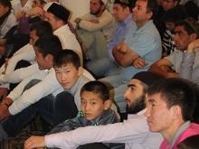 В мечети Саратова отметили окончание Рамадана