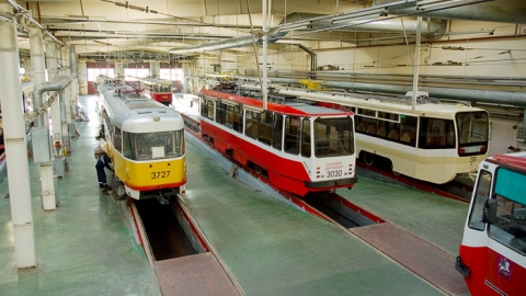Саратовские власти получат субсидии на закупку трамваев и троллейбусов