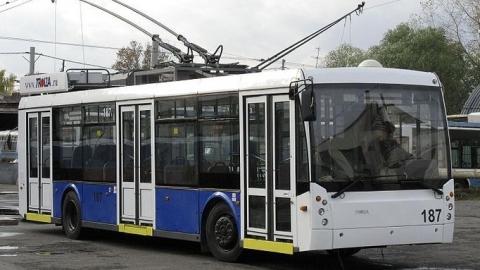 Троллейбус №7 не станут отключать от электроснабжения