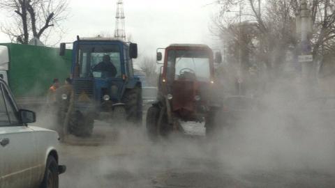 Энергетики частично перекроют Соколовую для ремонта трубопровода