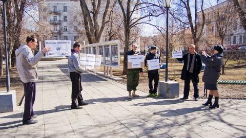 Саратовские активисты предложили Ольге Алимовой сдать мандат