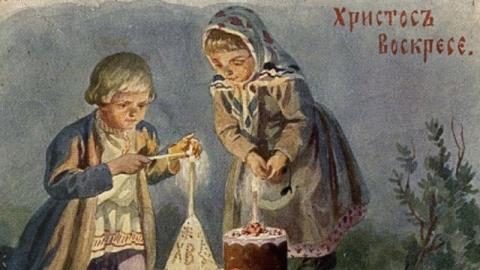Митрополит Лонгин поздравил паству с Воскресением Христовым