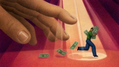 Налоговый уклонист не добился отмены решения о выплате восьми миллионов