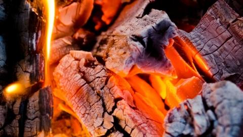 В огне и дыму погиб саратовец трудоспособного возраста
